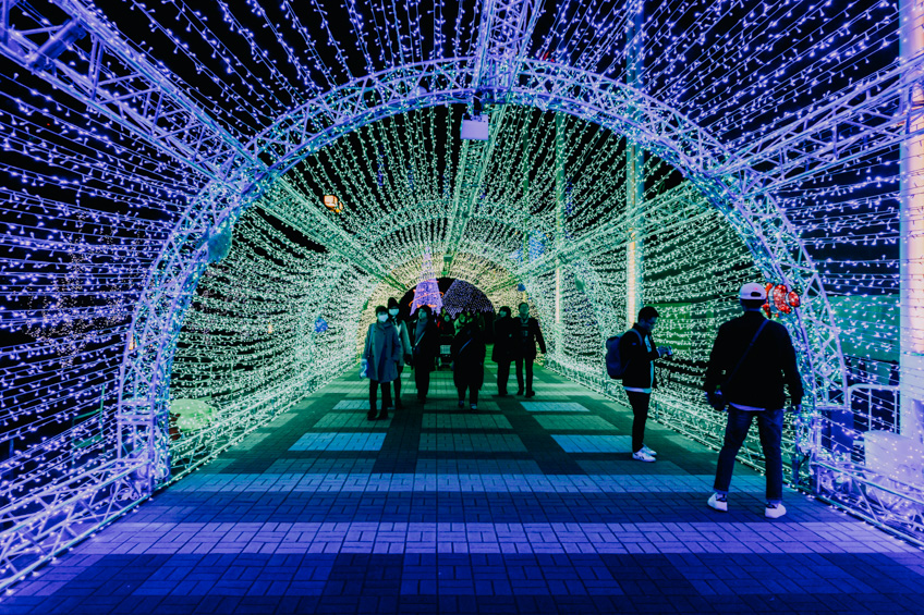 Festival of the Light in OSAKA